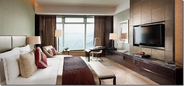 Deluxe Harbour Room