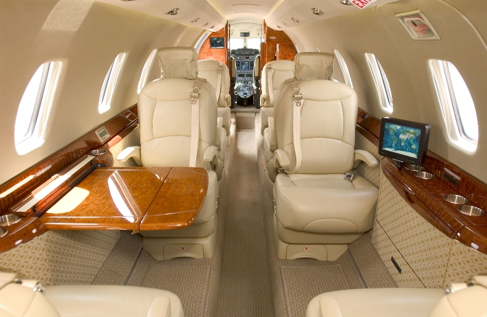 The Luxury And Comfort Of Private Jet Charter Flights