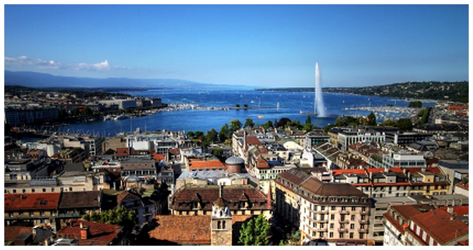 Geneva Private Jet Charter
